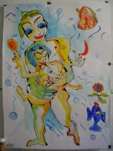 Kunstwerk von Gunnar Schulz